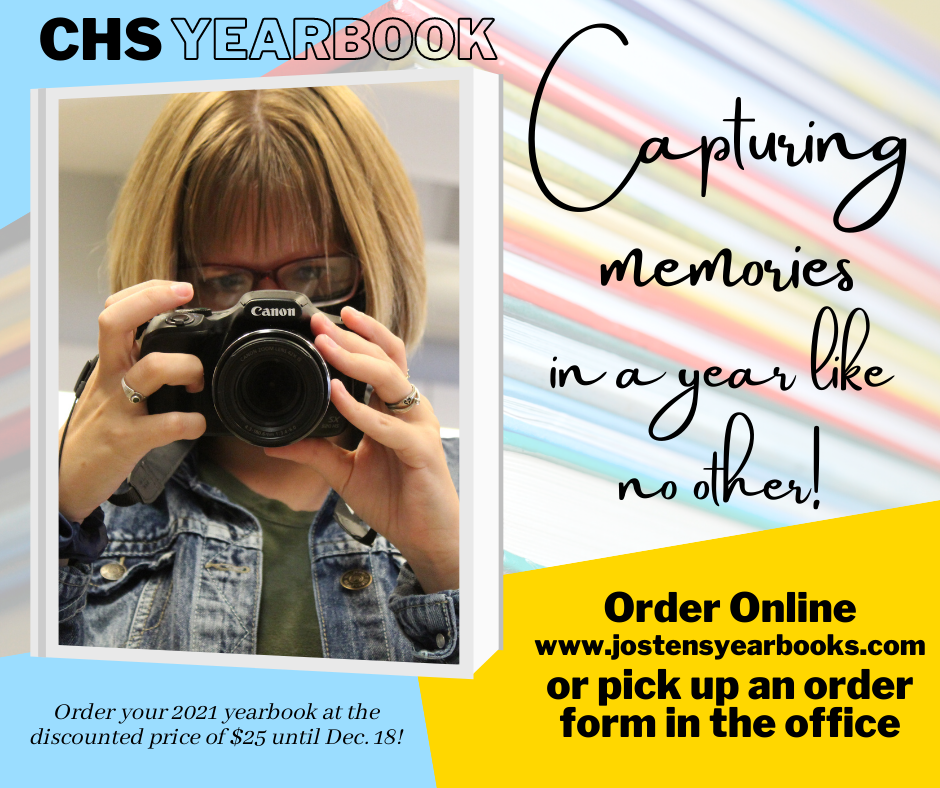 2021 CHHS Yearbook