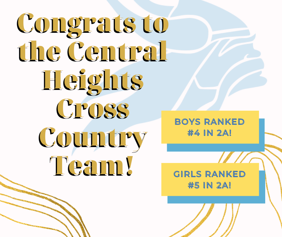 Cross Country Rankings 9/13